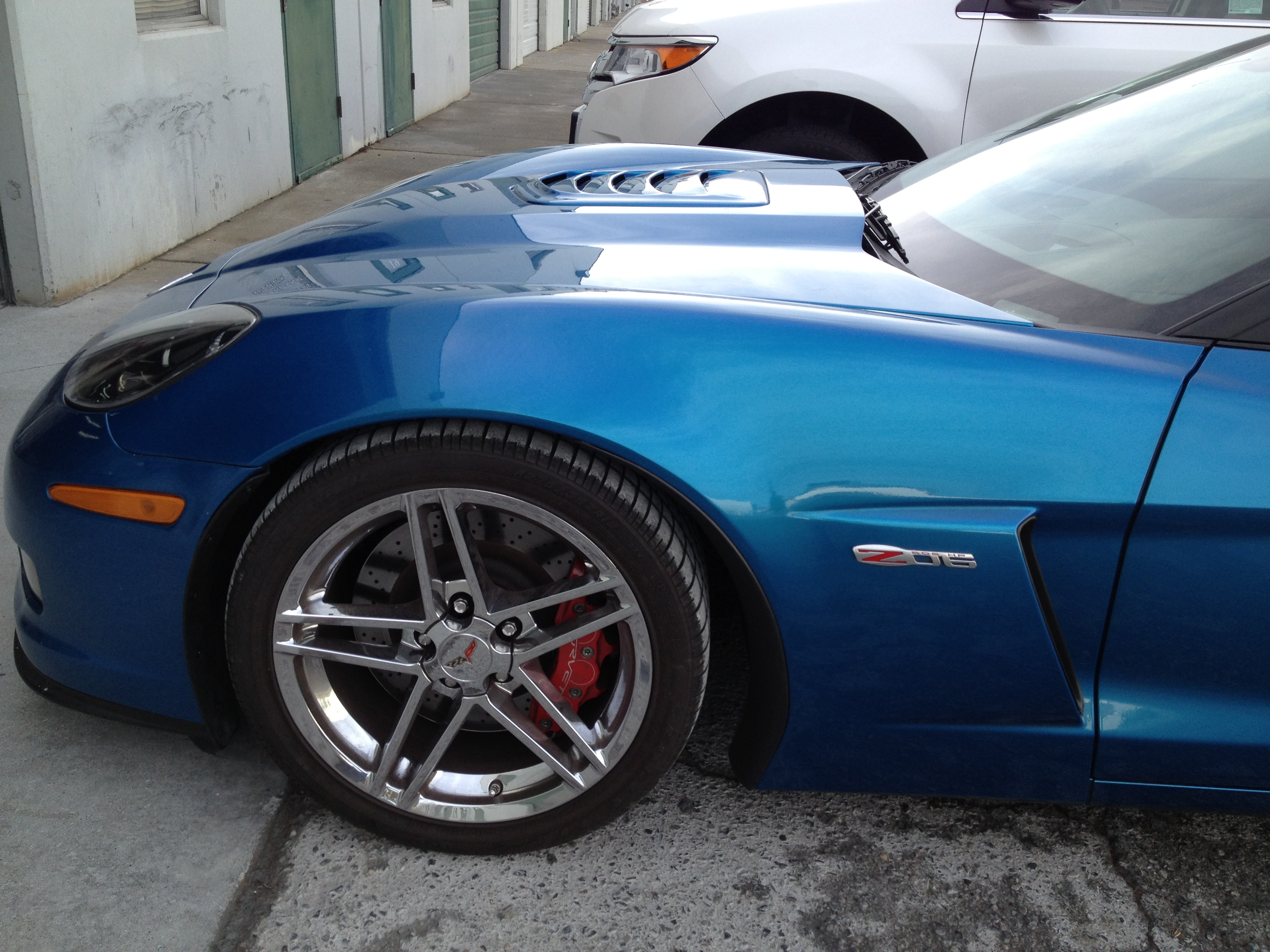 Corvette Wide Body Conversions